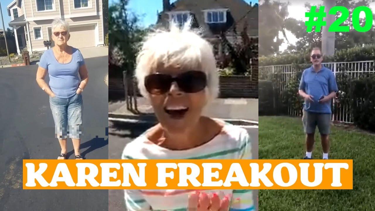 Karen Freakout compilation #20