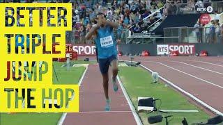 Better Triple jump - the hop