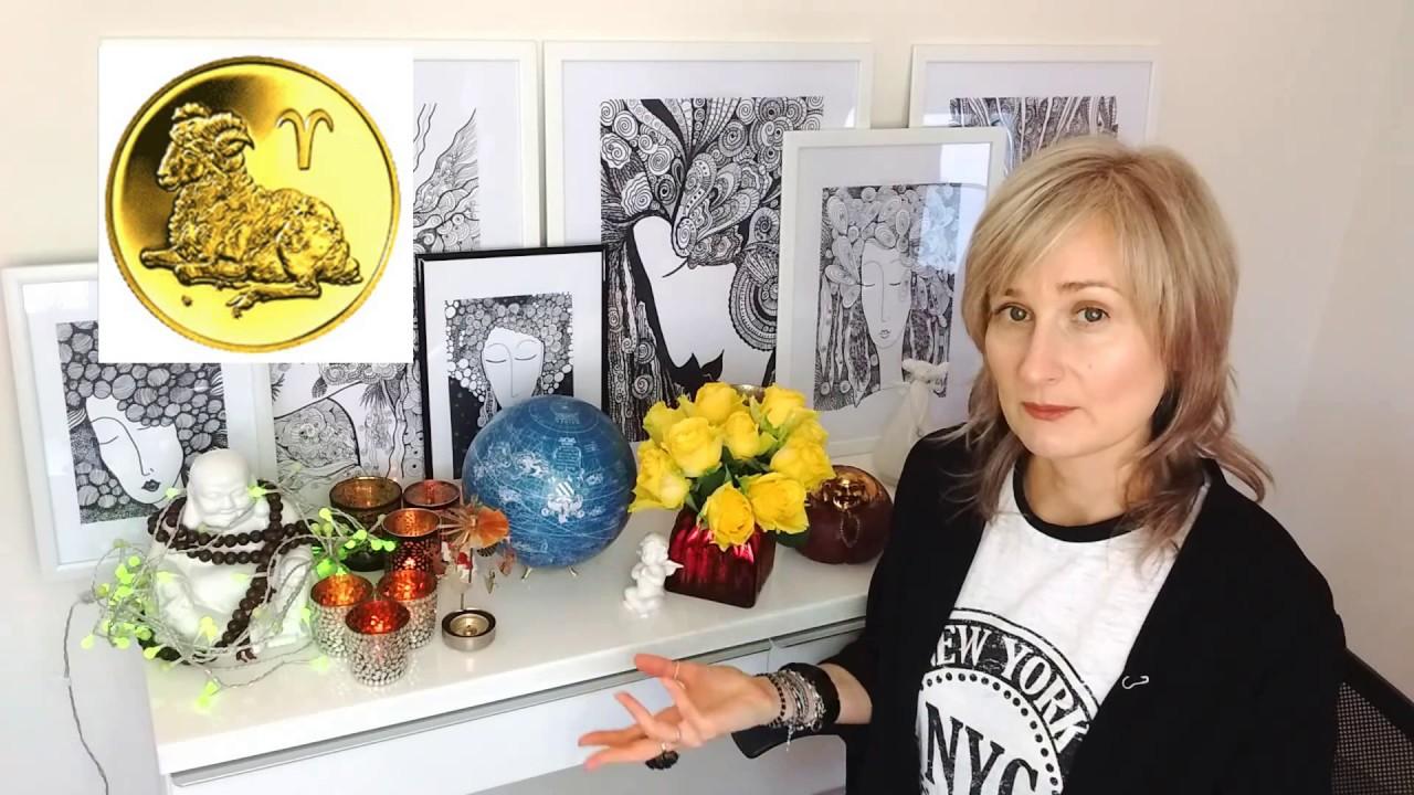 ОВЕН ♈ гороскоп на МАЙ 2018/Сатурн и Юпитер ретроградный/ от Olga