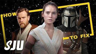 How to Fix Star Wars | SJU
