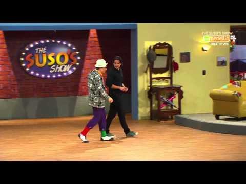Andrés Sandoval en The Suso's Show