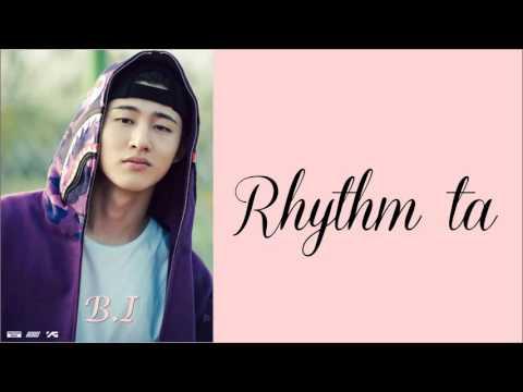 IKON - Rhythm Ta (Han-Rom- Eng) Lyrics *Color Coded*