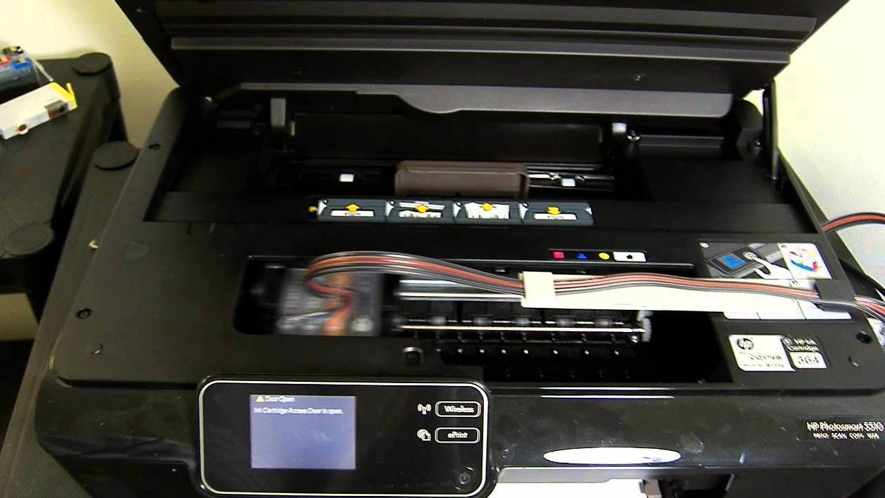 HP 5510 PHOTOSMART PRINTER TREIBER WINDOWS XP