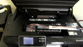 HP Photosmart 5510 - B111a Ciss continuous ink system