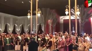 محمد الدرهم يشعل حماس الحضور ويب�...