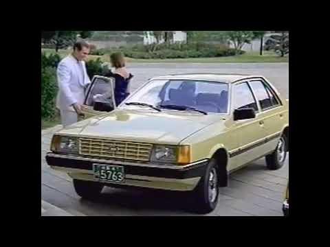 Hyundai Stellar 1984  Corea Del Sur  Comercial