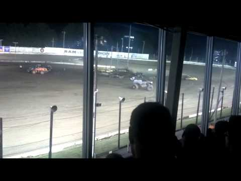 Lucas Oil Crusader Freestyle Lebanon Valley Speedway