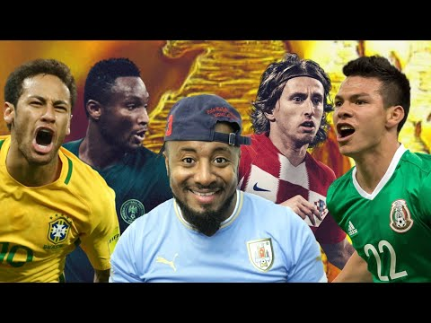 2018 World Cup: Every Team's Best Player | 78 Days To Kick Off