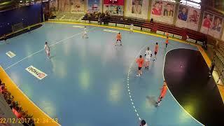Первенство России по гандболу Ставрополь Краснодар УОР(2 тайм)