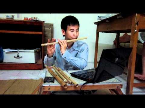 Hướng dẫn thổi sáo: Giấc mơ trưa - sáo trúc Cao Trí Minh