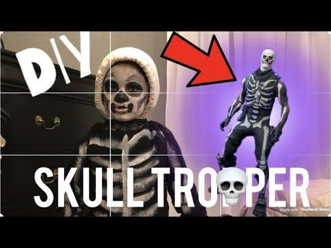 Skull Trooper Cosplay Tvaction Info