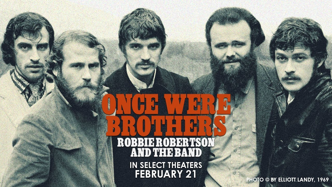 Once Were Brothers: Robbie Robertson and The Band - Official ...