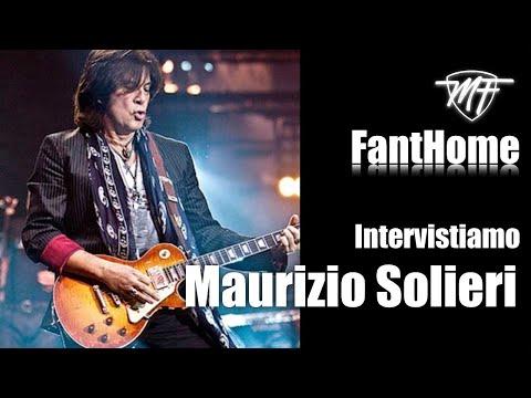 A FantHome intervistiamo: Maurizio Solieri
