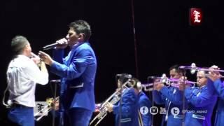 LA ARROLLADORA BANDA EL LIMÓN SE PRESENTÓ EN CD. MENDOZA; VER SIN JORGE MEDINA