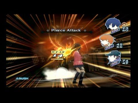 Persona 3 FES Max Social Links: Tartarus Part 1 - Midnight Venus
