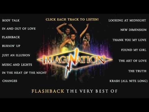 Imagination - 'Flashback' The Very Best Of - ALBUM PREVIEW
