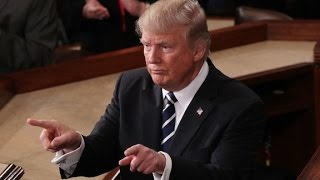 Full speech: Trump delivers first address to Congress