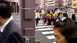 Tokyo - Randoseru Kids - Merry Chrismas Janai.