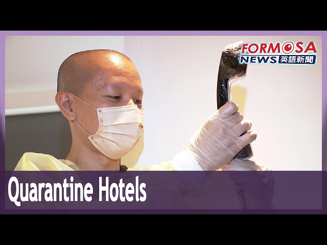 Quarantine hotel operator finds opportunity in adversity