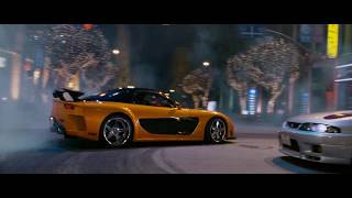 Unlike Pluto – Sweet OST Форсаж 3/Fast and Furious 3