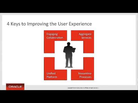 Oracle WebCenter in Action - The University of Melbourne