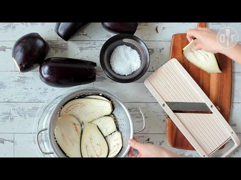 Aubergine zubereiten