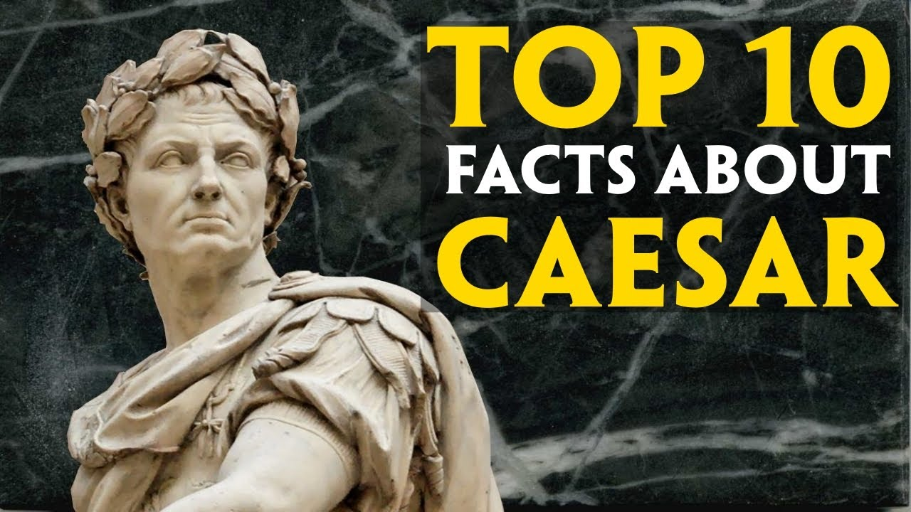julius caesar facts Julius caesar biography videos videos included in the player below give you some more facts about one of the most significant men in early history.
