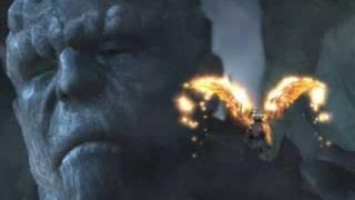 The God of War II Soundtrack-Typhon Mountain