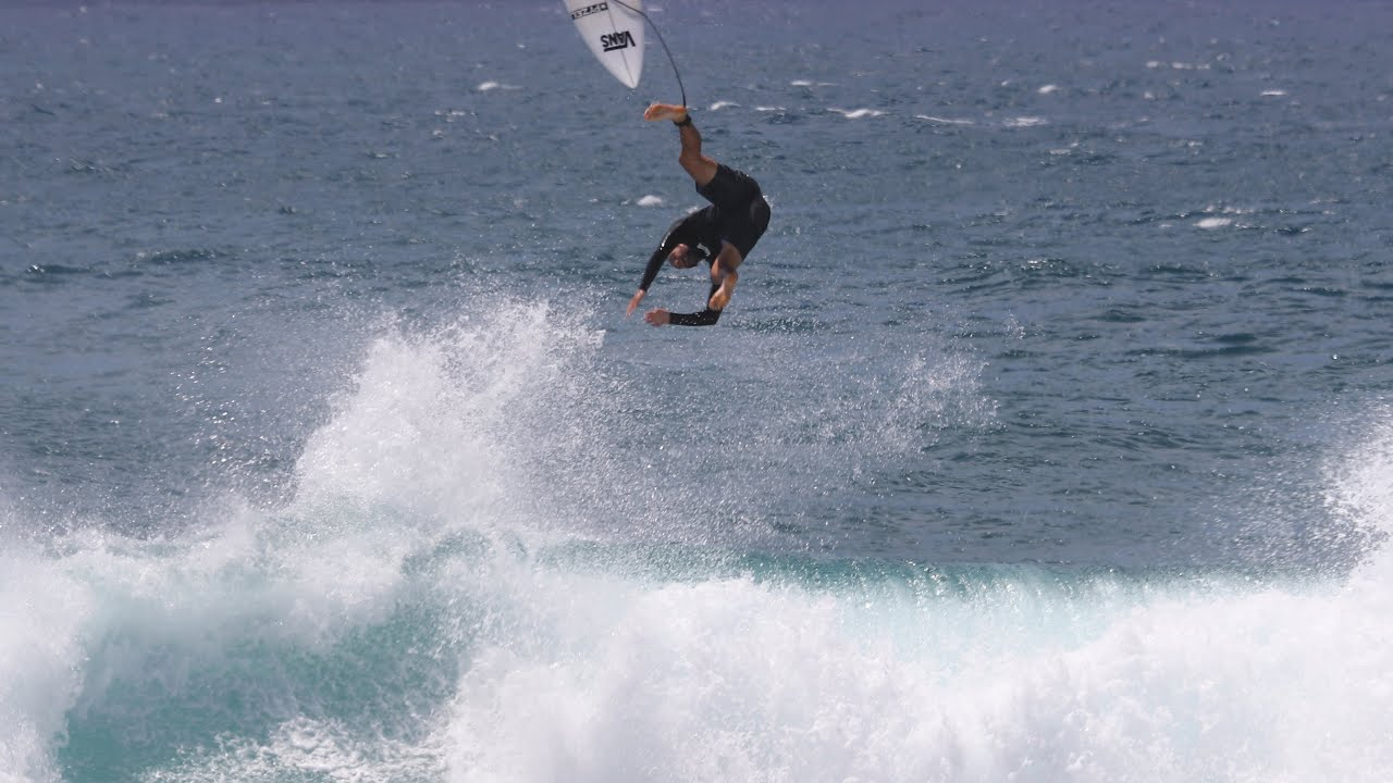 FULL DAY OF AIRS ON REEF WITH IVAN FLORENCE AND PYZEL!