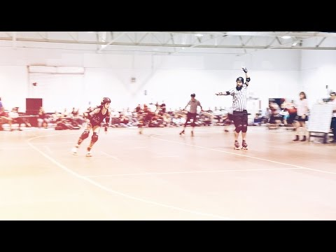 What It REALLY Takes to Be on the Chicago Outfit Roller Derby Team