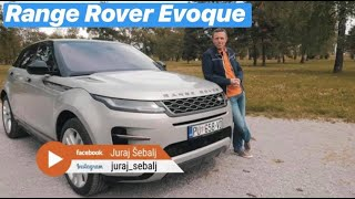 Baby Velar! - Range Rover Evoque - testirao Juraj Šebalj