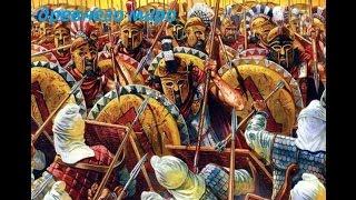 Фермопилы-последний бой царя Леонида и 300спартанцев.(Фермопилы-последний бой царя Леонида и 300спартанцев., 2016-05-19T08:05:55.000Z)
