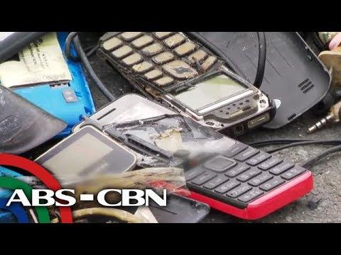 Libo-libong kontrabando nasamsam sa Bilibid, winasak | TV Patrol