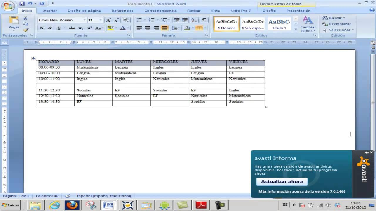 Famoso Reanudar Descarga De Formato En Ms Word 2010 Adorno ...