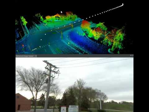 Fiber Design Based Supported by Mobile Lidar