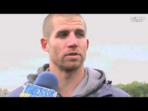 Jordy Nelson Stops By Football Practice