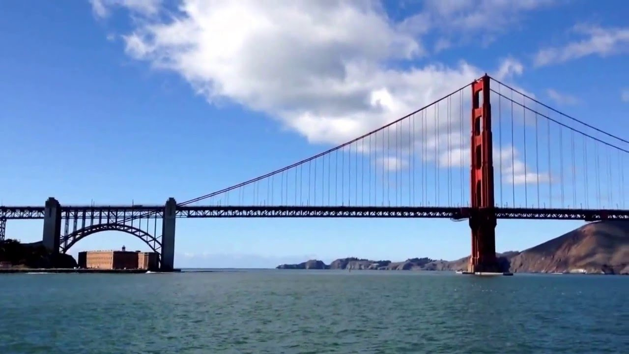 Escape From Alcatraz To Golden Gate Bridge Boat Tour In