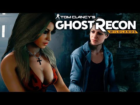 Ghost Recon Wildlands CO-OP (PT-BR) #54 - Ajudando a bela GABRIELA