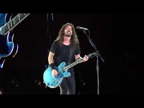 Foo Fighters - My Hero HD LIVE - Wrigley Field 7-29-18