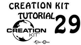 Creation Kit Tutorial №29 - Компаньон - животное