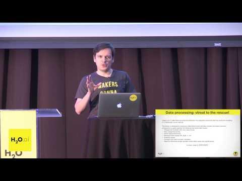 Deep Learning with MXNet – Dmitry Larko