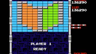 "[TAS] [Obsoleted] NES Arkanoid ""warpless"" by Baxter in 12:26.8"