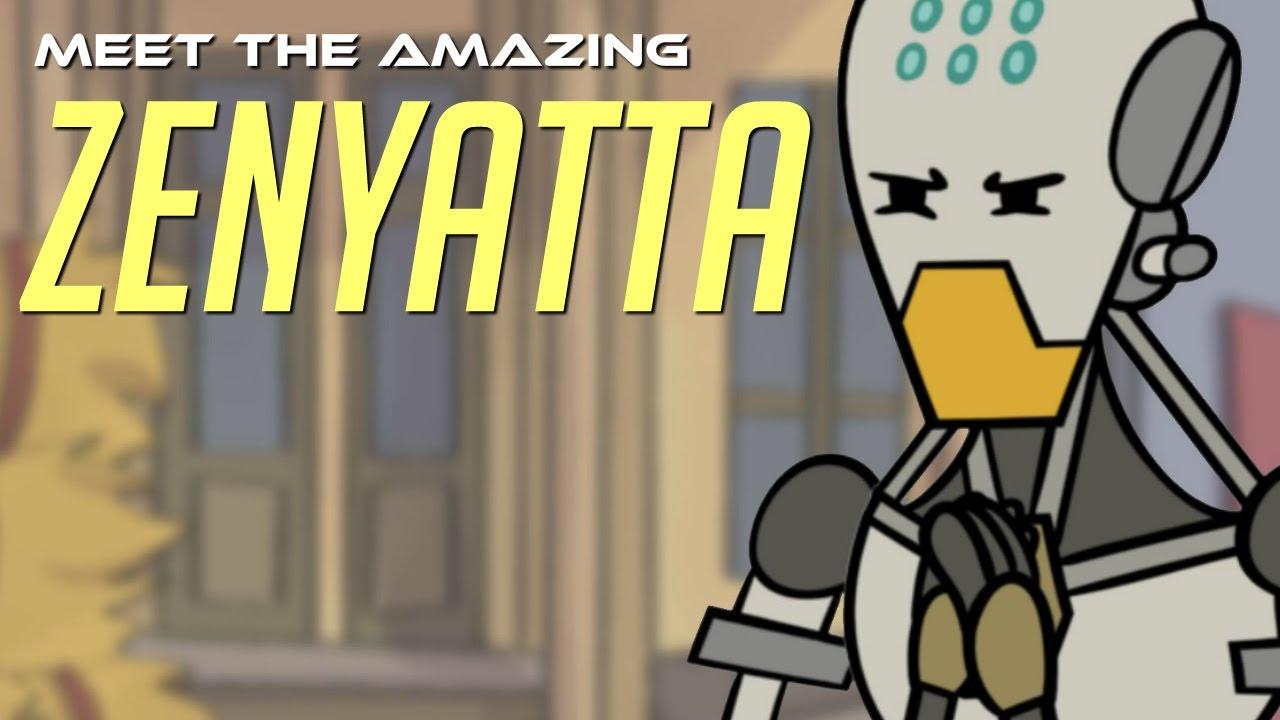 Meet the Amazing Zenyatta