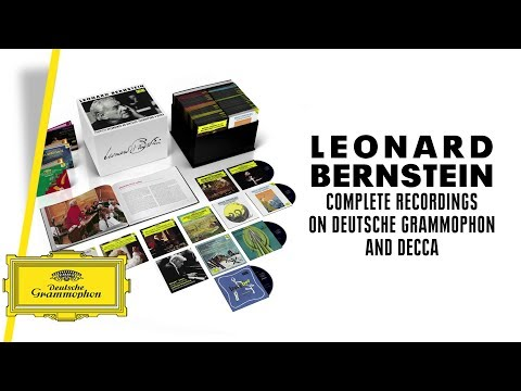 Bernstein – Complete Recordings on DG and Decca (Trailer)