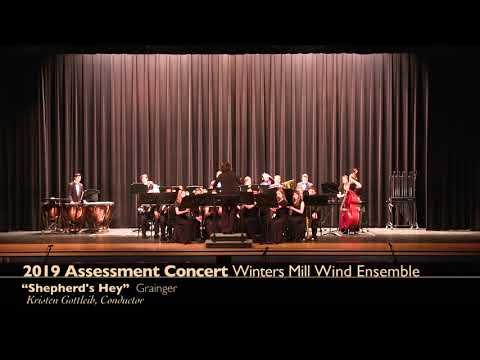 Winters Mill High School Wind Ensemble: Shepherd's Hay