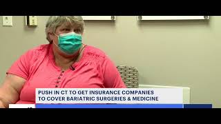 Bill Proposes Health Insurance Coverage For Bariatric Surgery