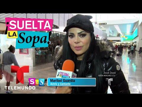 Maribel Guardia habla del avión perdido   Suelta La Sopa   Entretenimiento