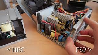 Old PC Power Supplies HEC FSP   They Dont Make Them Like They Used To