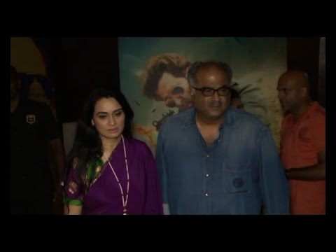 Padmini Kolhapure watches 'Woh Saat Din'
