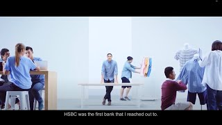 HSBC 匯豐銀行 Commercial Banking  Digital Exchange  GRANA CORPORATE VIDEO 企業宣傳片